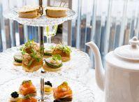 afternoon  tea / food