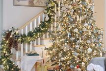Home {Holiday Decor} / by Erin