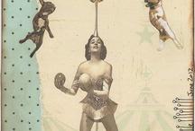Postcard art / by Susie Stonefield Miller