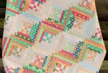 Log Cabin Quilts / The lovely Log Cabin quilt block is 150+ years old. Today's quilters sure have helped it keep up with the times! / by Martingale/That Patchwork Place