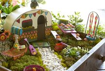 Fairy Garden Dreaming / Gardening