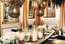 Oriental tea house / Oriental