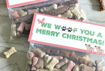 Dogs Christmas X