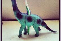 Dinosaur Boys Bedroom
