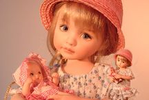 Dolls for the little girl in me