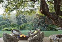 Outdoor Retreats / by Donna Kruder