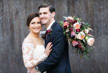 Winter Wedding Inspiration / St. Louis Winter wedding inspiration