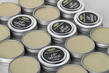Lotion and Lotion Bars / Hand-made Lotion and Lotion Bars (Inspiration and Ideas) / by Jane Spivey