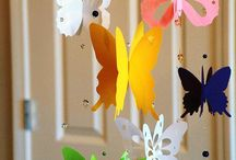 butterflies / by Melissa at Early Childhood Solutions