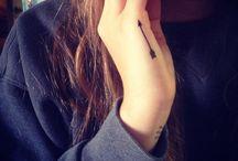 Women's tatoos