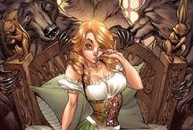Comic / Superhero comic & others / by FirdausFauzee