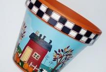 Clay pot inspiration