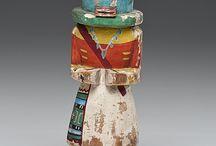 Hopi Katchina Dolls