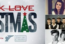 Christmas Tour / Check out photos from the 2013 K-LOVE Christmas Tour...more to come soon! For more information on the tour, visit http://www.klove.com/christmastour / by K-LOVE Radio