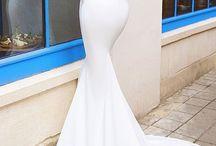 gaun penganten