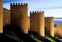 Ávila, Castilla y León, España (Spain) / Imágenes de Ávila (Castilla y León, España) y su provincia. Spain, Espagne, Spanien, Espanha, إسبانيا , 西班牙 , スペイン / by Turismo en España - Tourism in Spain