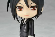black butler aname figurines and art