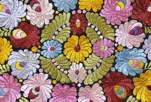 hímes Magyarország - hungarian embroidery