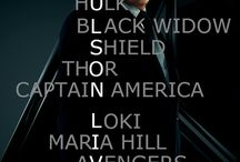 S.H.I.E.L.D. / Anything Marvel but expect lots of marvel agents of shield