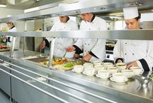 Hotels/Resorts/Casinos / Restaurant Technologies specializes in helping the hospitality and casino industry create operational efficiencies in their kitchens while simultaneously improving their food quality, creating a safer and cleaner environment for their employees, and contributing to environmental sustainability efforts. All made possible through turnkey back-of-the-house kitchen solutions.