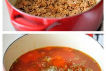 Soups I'd Like to Try / Soup recipes / by Nancy Zieman