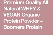 All About Boomers Protein