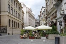 Centru Vechi & Bucharest / Centru Vechi & Lipscani - the best area of Bucharest - a maze of history, culture, architecture and good times. Enjoy a meal, stroll among the old architecture or just have a coffee at one of the wonderful patios.