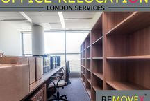 Office removals / Removex offers London removal services