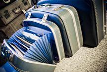 Vintage Luggage ideas
