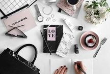 Inspi - Flatlay / inspiration flatlay, flatlay, how to do a flatlay, photo blogueuse, exemple photo Instagram