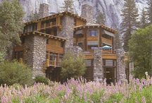 vacation spots / by Sandra Kirk
