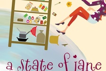 A State of Jane / #chicklit #novel published by #Booktrope and #Amazon #dating #NYC