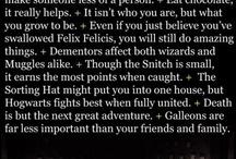 Harry Potter <3 / by caiti ronyak
