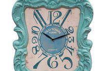 Clocks / by Victoria McCord