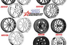 American Racing Wheels / Check out the latest of the American Racing Wheels http://www.hubcap-tire-wheel.com/American-Racing/
