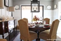 Home Stuffs ~ Dining Room