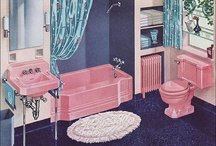 BATHROOM RENOVATION PLANS AND IDEAS / by Angus and Lorena McTavish