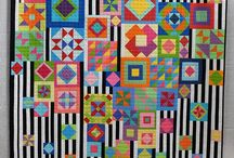 Quilts - Gypsy wife by Jen Kingwell