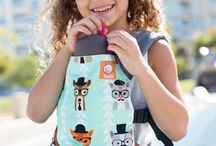 Tula Mini Toy Carriers