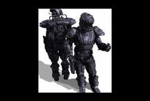 Indiegogo Campaign Unreal Engine Film New Heroes - Apocaliptic TechnoWars Begins / by Gabriel Berman
