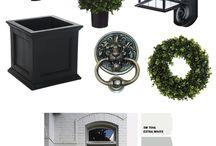 Porch inspiration