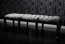 DRG Chaises, Benches & Ottomans