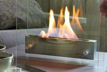 Fireplaces&Pits / by Kim Mabie