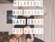Activities/Date Ideas