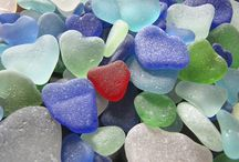 Beach:Sea Glass:Art