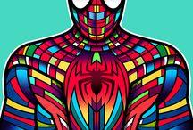 Art Marvel DC