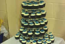 My Wedding Cakes!