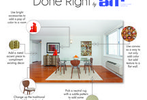 Home Staging, Done Right! / A new series of residential inspiration boards by AFR! #rentafr #homestaging