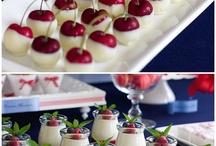x-mas desserts / by Rachelle Hodges