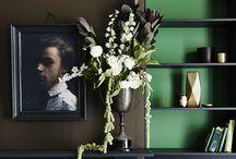 Blommor, buketter & kransar